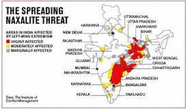 The Tragic Lives of Naxalites inIndia