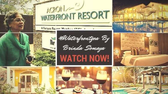 brinda- waterfront resort