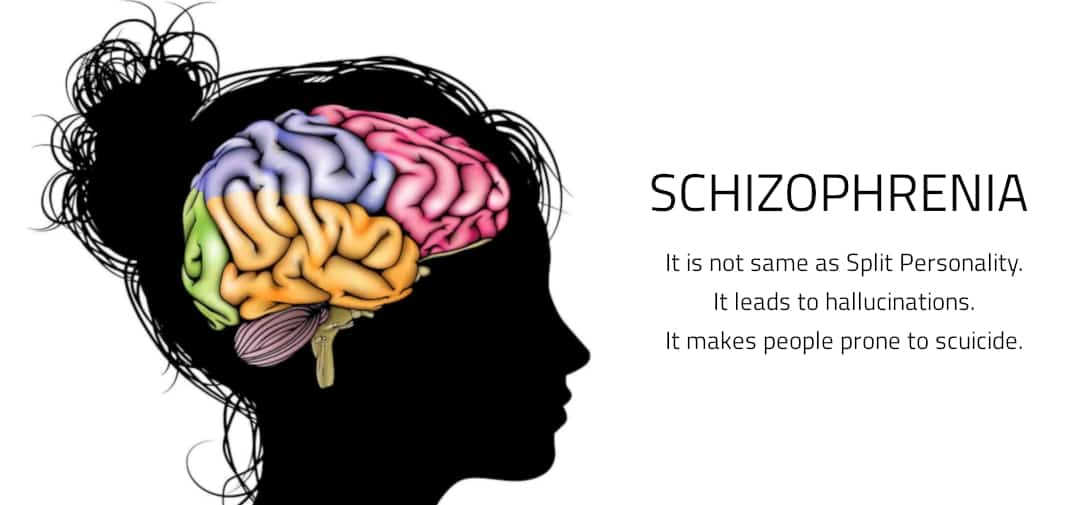 Mental disease :Schizophrenia -From causes to solution